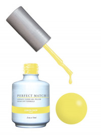 LeChat, Гель-лак Perfect Match №118 Lemon Drop